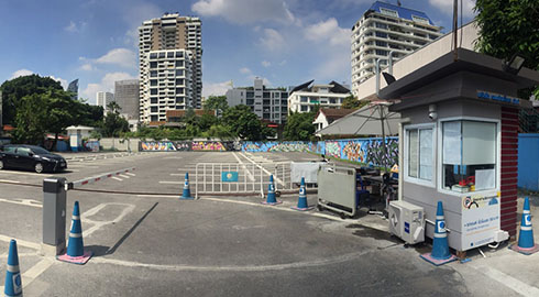 Thonglor 11 Parking Cover photo